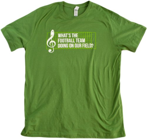 Whats Football Marching Unisex T shirt product image
