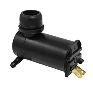 Water wood car black windshield washer pump Car wash motor pump