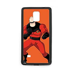 SamSung Galaxy Note4 phone cases Black The Incredibles cell phone cases Beautiful gifts TRIJ2770904