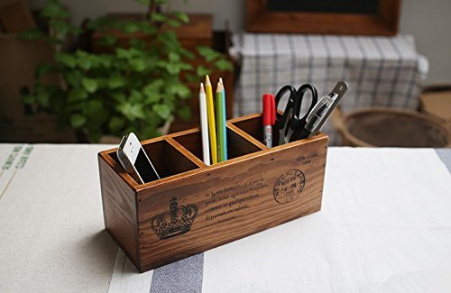 wooden-pen-holder-storage-box-three-grids-brush-pot-boxes-for-crafts-caixa-organizadora