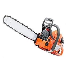 CHIKURA Chainsaw 365 with 18″ bar Saw 65CC Gasoline Heavy Duty Petrol Saw