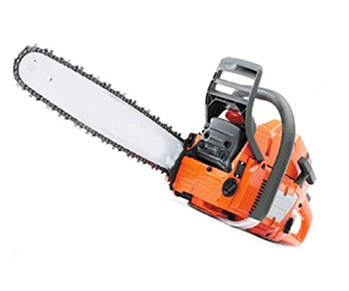 "CHIKURA Chainsaw HUS365 with 18"" bar saw 65CC gasoline Heavy Duty Petrol saw Review"