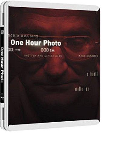 One Hour Photo Steelbook Blu Ray UK Import