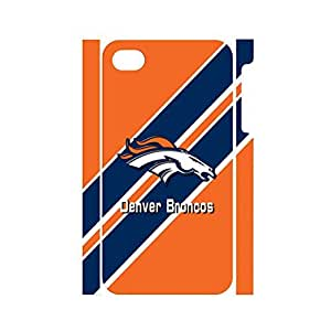 Warm Famous Football Team Logo Hard Plastic Skin for Iphone 4 4s Case