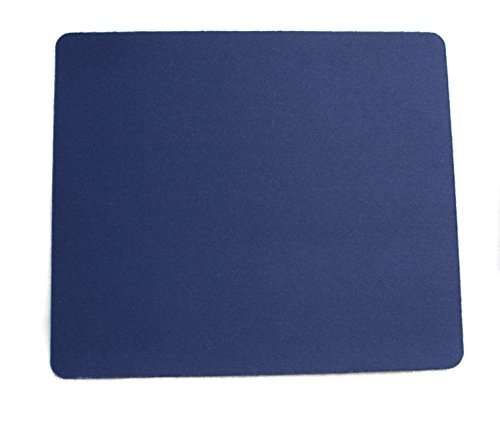 Mouse Pad | Mouse pads for computer | Mousepads for laptops | Gaming mouse pad | Rubber mousepad | MADE IN THE USA | Small | Blue