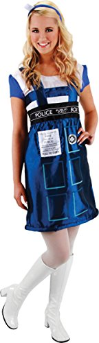 Dr. Who TARDIS Dress -