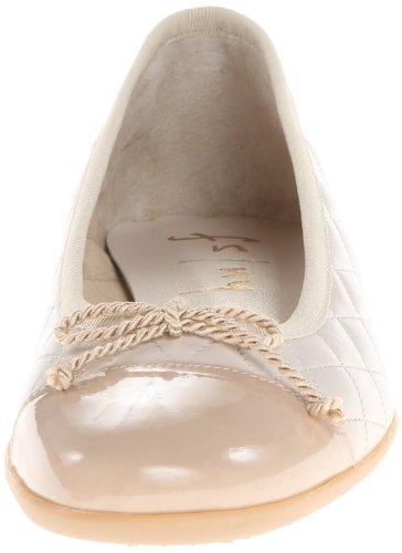 French Fs Suola / Ny Donne Passaporto Balletto Luce Piatta Taupe