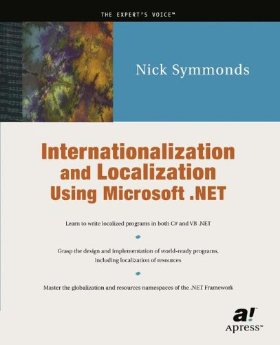 Internationalization and Localization Using Microsoft .NET by Brand: Apress