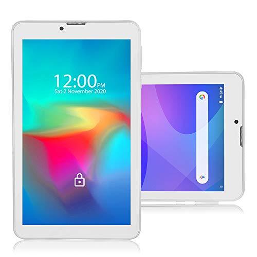 Indigi 7-inch Android Pie Tablet, 4G LTE GSM Unlocked (QuadCore, 2GB RAM / 16GB ROM) WiFi Enabled, Bluetooth Sync