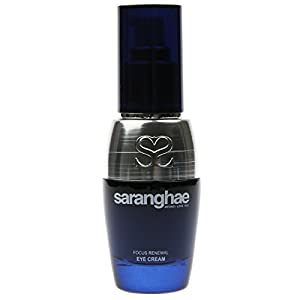 Saranghae Focus Renewal Eye Cream: Restore Vitality, Diminish Wrinkles and Visibly Brighten The Appearance Of Dark Circles Around The Eyes