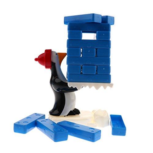 SONONIA 子供 発達 ペンギン 氷ブロック スタッキング バランスゲーム おもちゃ 贈り物