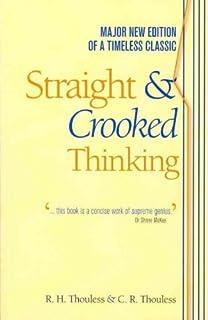 Amazon com: Straight and Crooked Thinking (9781444117189): Robert