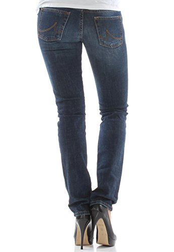 50358 Jeans 50045 Donna Blu Ltb Aspen Aspen Lasson 8n0661x