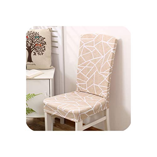 1/2/4/6PCS Kitchen Chair Covers Stretch Seat Covers for Chairs Slipcover Chair House de Chaise Furniture Covers Gray Chair Cover,Color 14,2 pcs Chair Covers (Toronto Patio Buy Furniture Cheap)