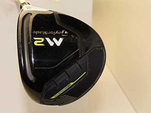 TaylorMade M2 Fairway Wood 3 Wood 3W 15 TM Reax 65 Graphite Stiff Right Handed 43.5 in