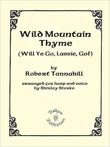 Amazon Wild Mountain Thyme For Harp And Voice Robert