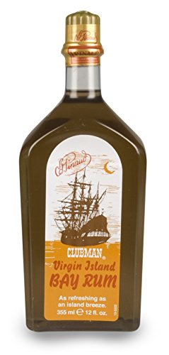 Clubman Pinaud Virgin Island Bay Rum, 12 Ounce