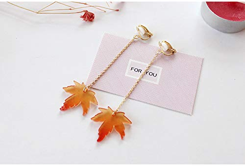 FUTIMELY-Long-Red-Maple-Leaf-Pearl-Drop-Earrings-for-Women-Girls-Party-Gifts