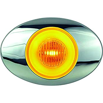 Optronics 11212706P Amber LED Clearance Light