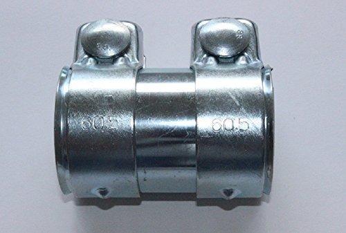 raccordo per tubi di scarico universale tenuta gas, tipo di vite 56 x 95 mm Gonwil Autoteile