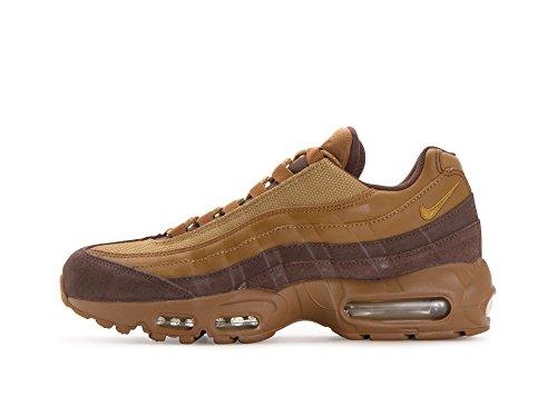 Nike Sneaker uomo Marrone Baroque Brown/Golden Beige
