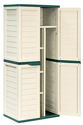 Amazon Com Starplast Storage Cabinet With Vertical