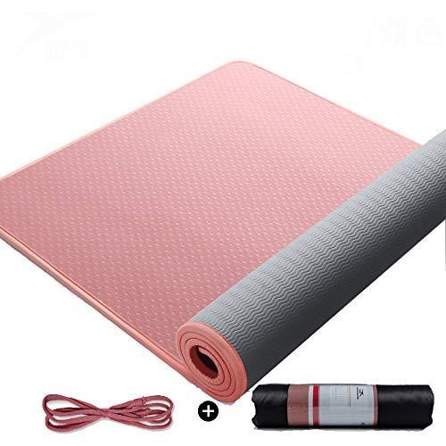 BAIF Alfombrilla de Yoga Alineación Gruesa, Alfombrilla de ...