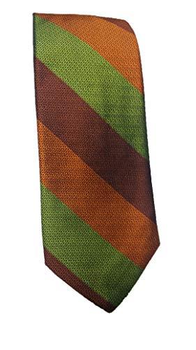 Robert Talbott Multi Color Wide Stripes Corporate Estate -