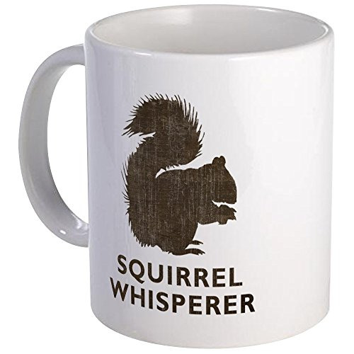 CafePress Vintage Squirrel Whisperer Unique