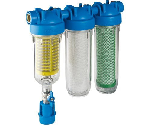 'Hydra Rain Master Trio RLH CB/EC 1  House Well Water Filter Water Filter purway Crystal Group®