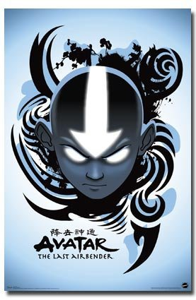 AVATAR POSTER The Last Airbender RARE HOT NEW 24X36 by HSE