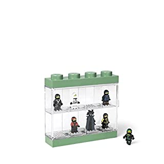 Room Copenhagen Ninjago Movie Case 8 Lego Minifigure Display 8, Small