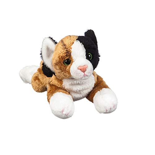 (B. Boutique Calico Cat Wildlife Adventures 8 inch Stuffed Plush)