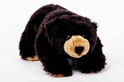 Amazon Com Black Bear Stuffed Plush Animal Cabin Critters North