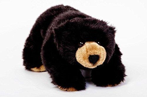 Cabin Critters Black Bear Stuffed Plush Animal North American Wildlife Collection - North American Black Bear
