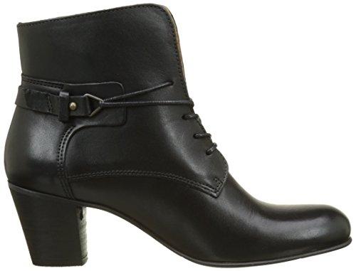 Kickers Ladies Seelace Stivali Da Cowboy Noir (noir)