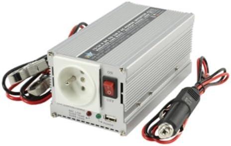 HQ HQ-INV300WU24F - Inversor + USB, 24 V