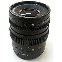 SLR Magic 35mm T f/1.4 Lens for Fuji X Mount, Ver I