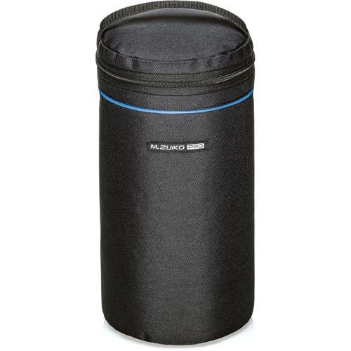 Olympus Pro Barrel Style Lens Case - Large (4.5'' D x 10.25'' L) by Olympus