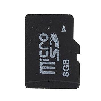 LaDicha Tarjeta De Memoria Micro SD TF De 8Gb para La Cámara ...