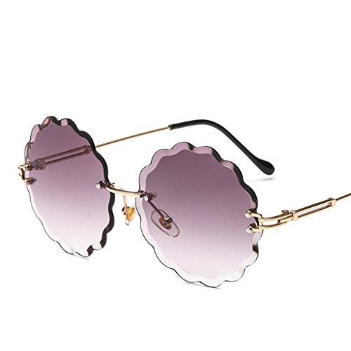 Moda Sol De De 6 5 Sol Sol De Gafas Sin De Gafas HAIHAI Gafas Marco qwcnz4nEC