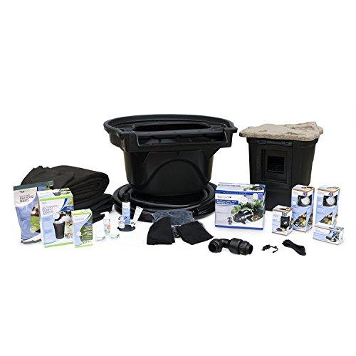 Complete Pond (Aquascape Complete Pond Kit 21 Feet x 26 Feet | Large | AquaSurgePRO 4000-8000 Pump)