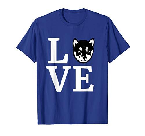 I Love My Akita Shiba Inu T-Shirt Dog - Gifts for Dog Lovers ()