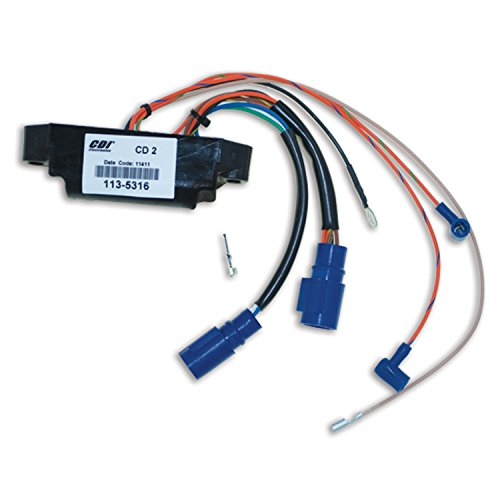 (CDI Electronics 113-5316 Johnson/Evinrude Power Pack-2 Cyl (1992-2005))