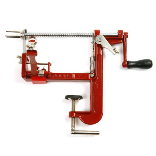 Norpro Apple Mate Peeler Red
