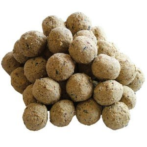 100 Fat Balls For Wild Birds Petsupplyuk.com PSUKFB100
