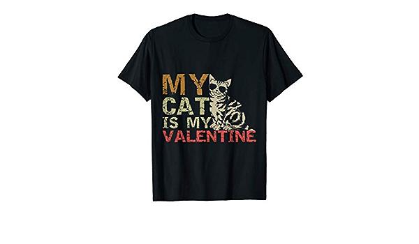 My CatDog Is My Valentine Shirt  Valentine/'s Day T-Shirt  Pet Shirt  Heart T-Shir  Funny Valentine Shirt  Valentine Gift