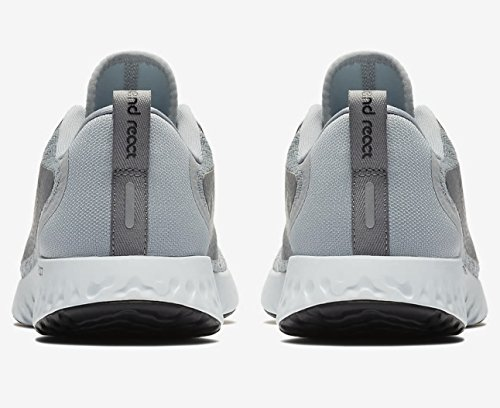 Compétition de Pure Legend Grey Gris Running Platinum Femme Chaussures WMNS Grey React Black 003 Cool NIKE Wolf x5YqI6Un
