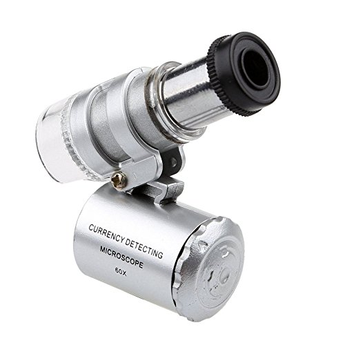 Loupe With Led And Uv Light - 8