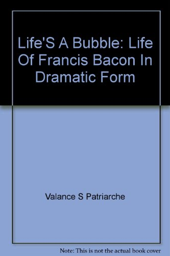 Life's a Bubble: Life of Francis Bacon in Dramatic (Bubbles Valance)